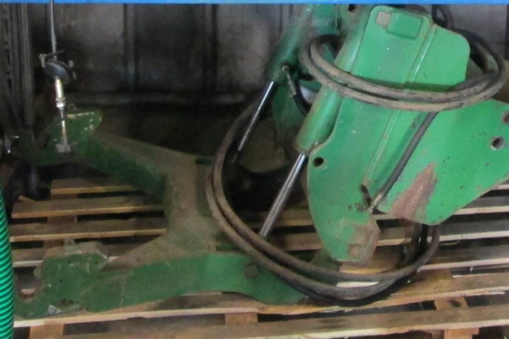 John Deere 3000 Serie, Autres équipements pour tracteur, Agricole