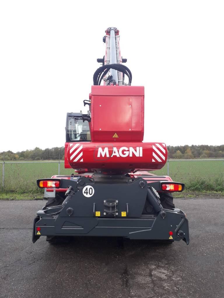 Magni RTH 6.30 SH, Verreikers, Bouw