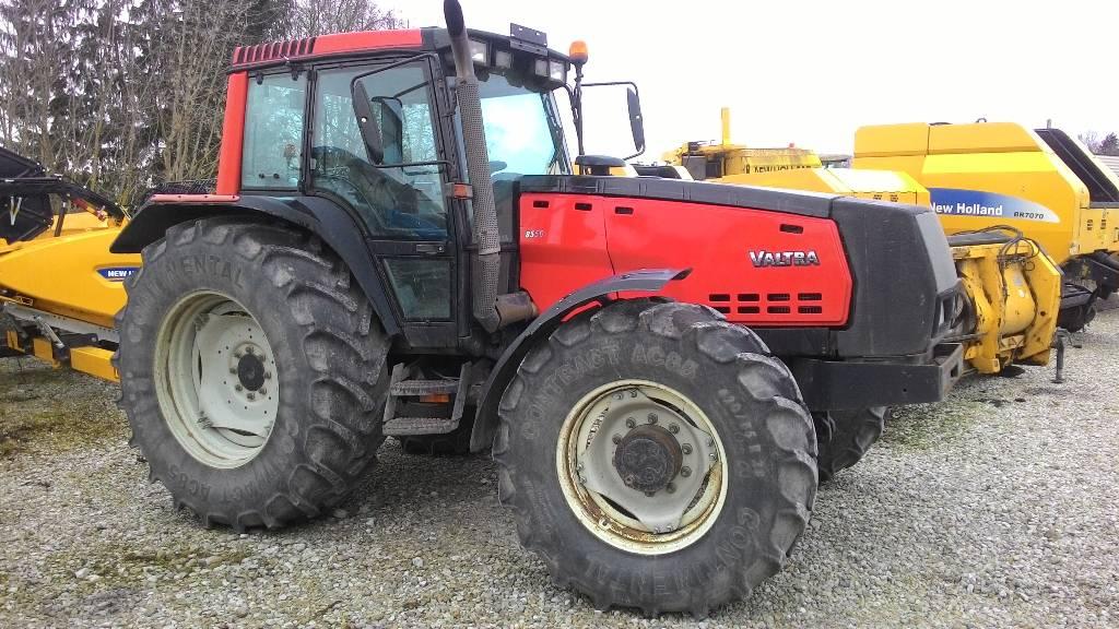 Valtra 8550, Traktorid, Põllumajandus