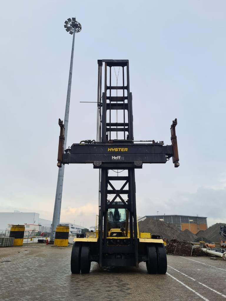 Hyster H22XM-12EC, Container Handlers, Material Handling