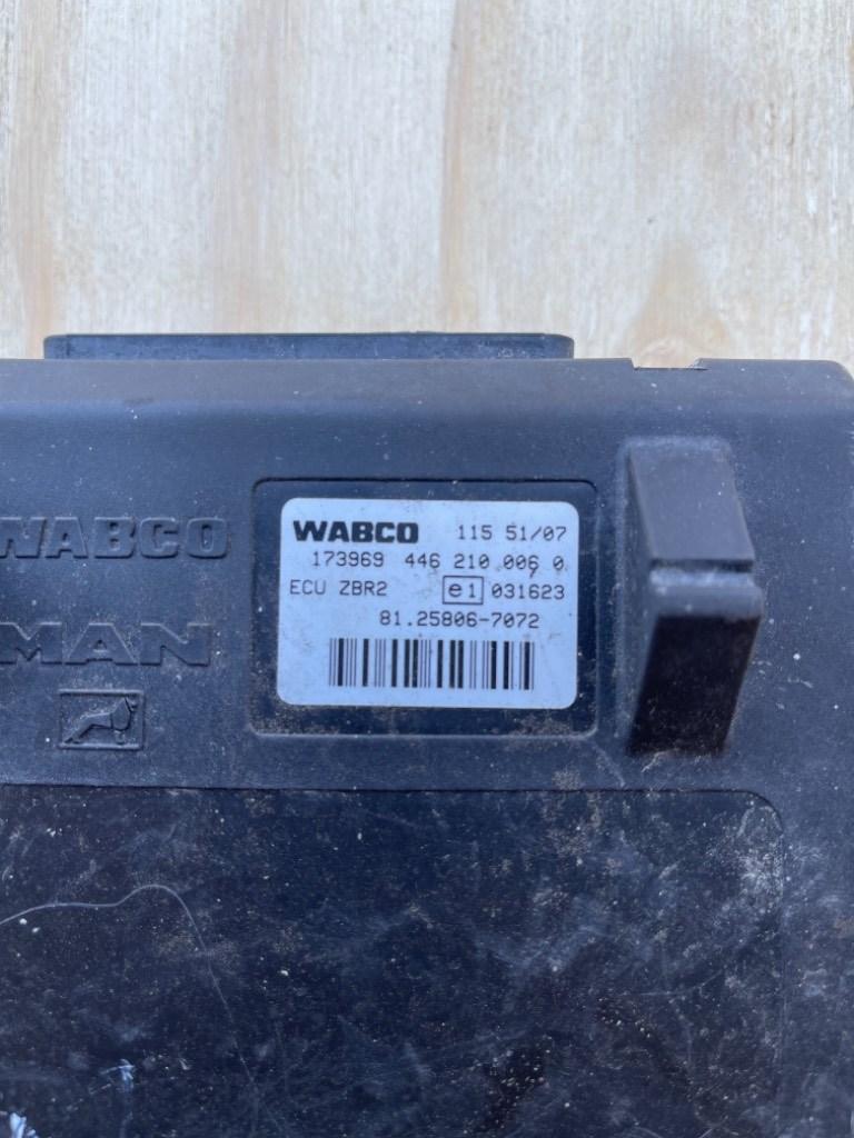 MAN KONTROL BOKS / ECU (P/N: 81.25806-7072), Elektronik, Transport