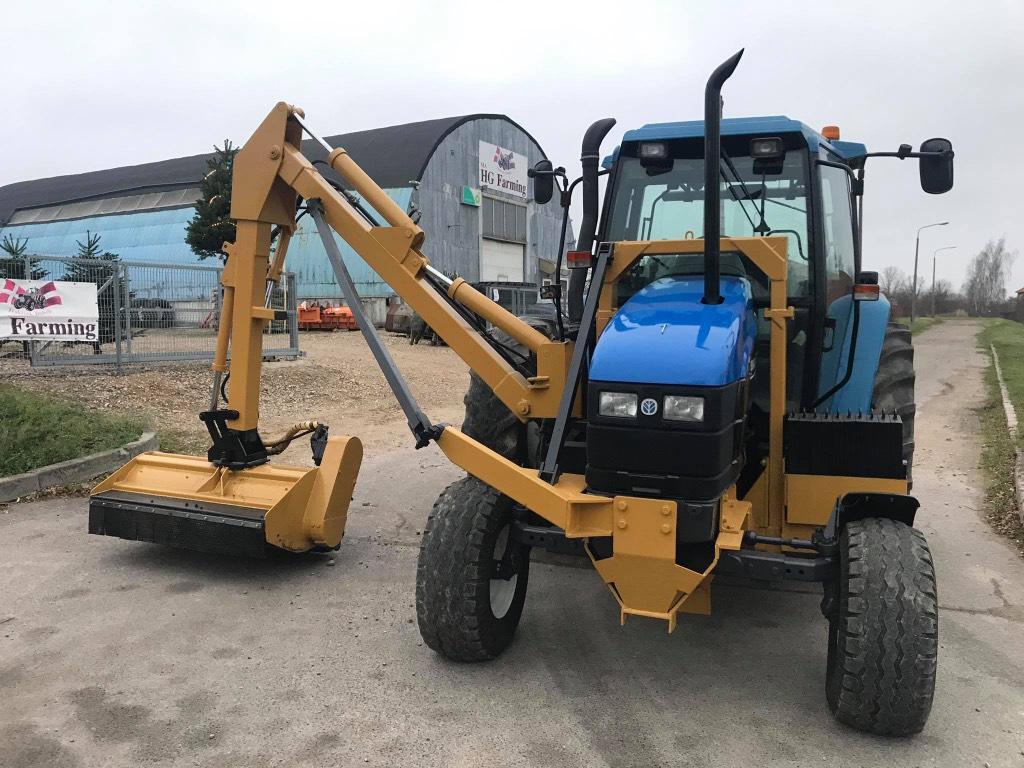 New Holland TS 100, Traktori, Lauksaimniecība
