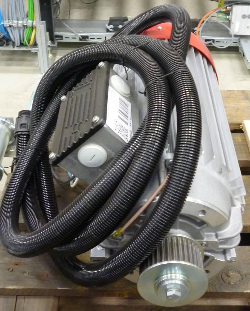 BOMAG Generator BF600C/P, Andere Zubehörteile, Baumaschinen