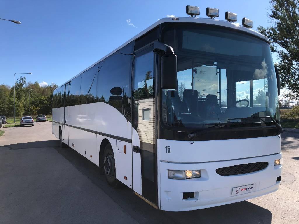 Scania Berkhof, Kaugsõidubussid, Transport