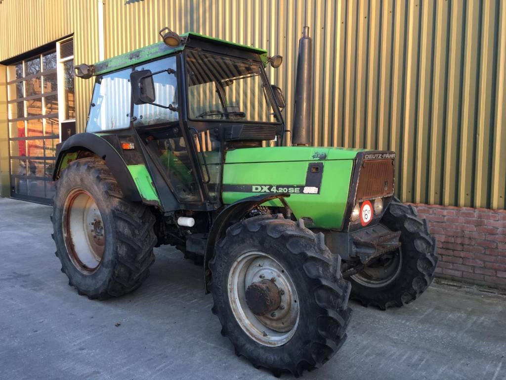 Deutz 4.20 SE, Tractoren, Landbouw