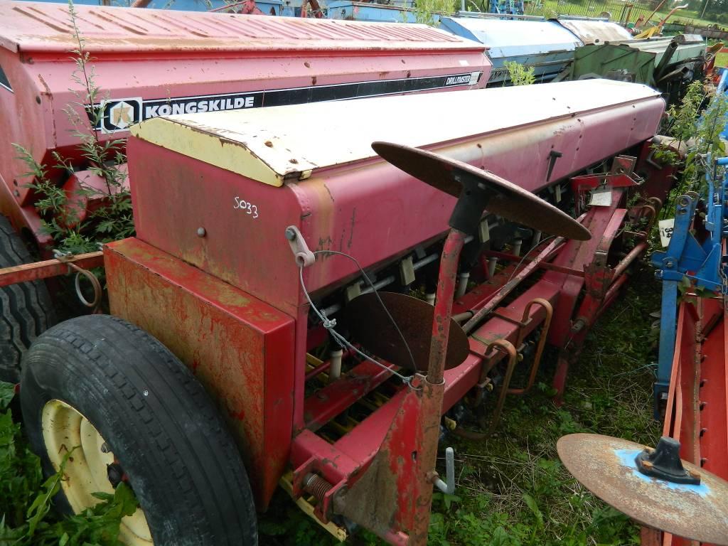 Juko 3, Sējmašīnas, Lauksaimniecība
