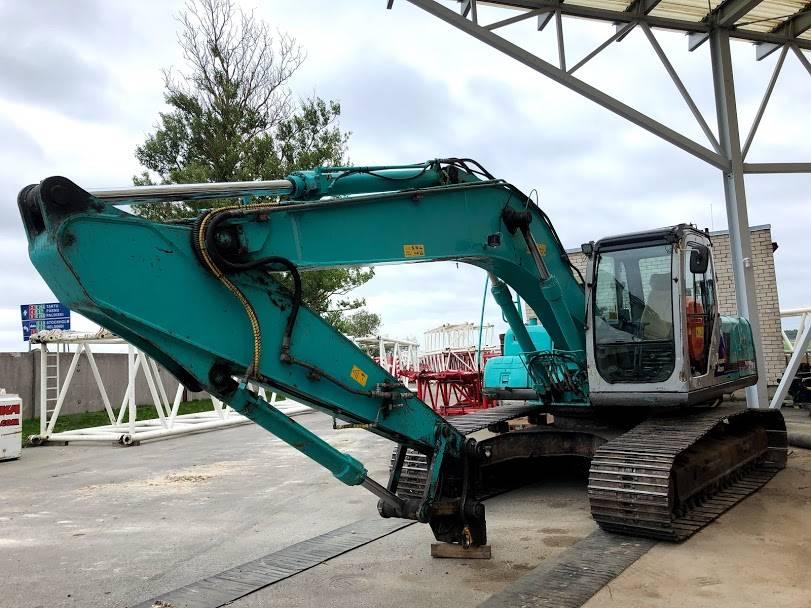 Kobelco SK 210 LC-6RS - UUS HIND! (BRONEERITUD), Roomikekskavaatorid, Ehitus