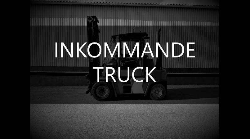 Kalmar DCE55, Dieselmotviktstruckar, Materialhantering