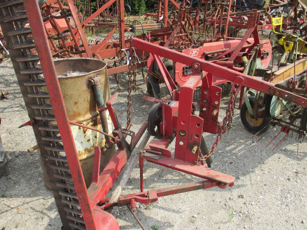 [Other] Flemstofte Traktorslåmaskine., Græsklippere og skårlæggere, Landbrug