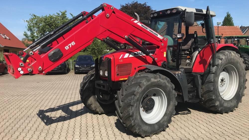 Massey Ferguson 6480 A DYNA 6 Traktor