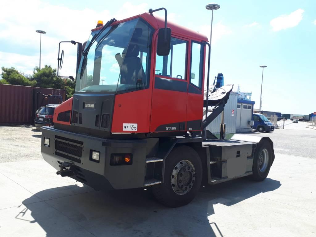 Kalmar TR618i, Terminaalitraktorit, Materiaalinkäsittely