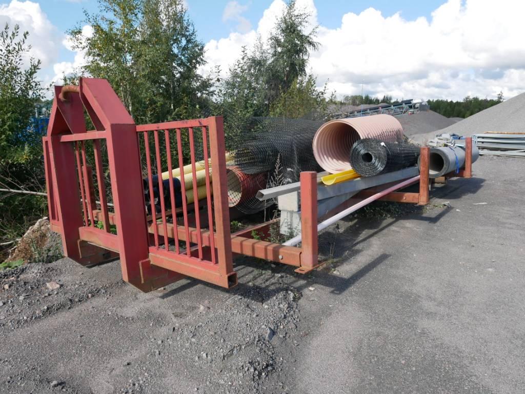 [Other] Lastväxlarflak, Lastväxlarutrustning, Transportfordon