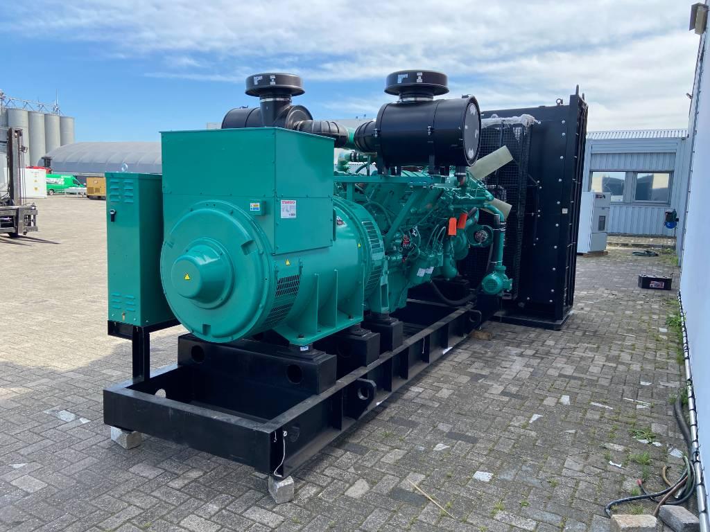 Cummins KTA50-G8 - 1.675 kVA Generator - DPX-18765, Diesel generatoren, Bouw