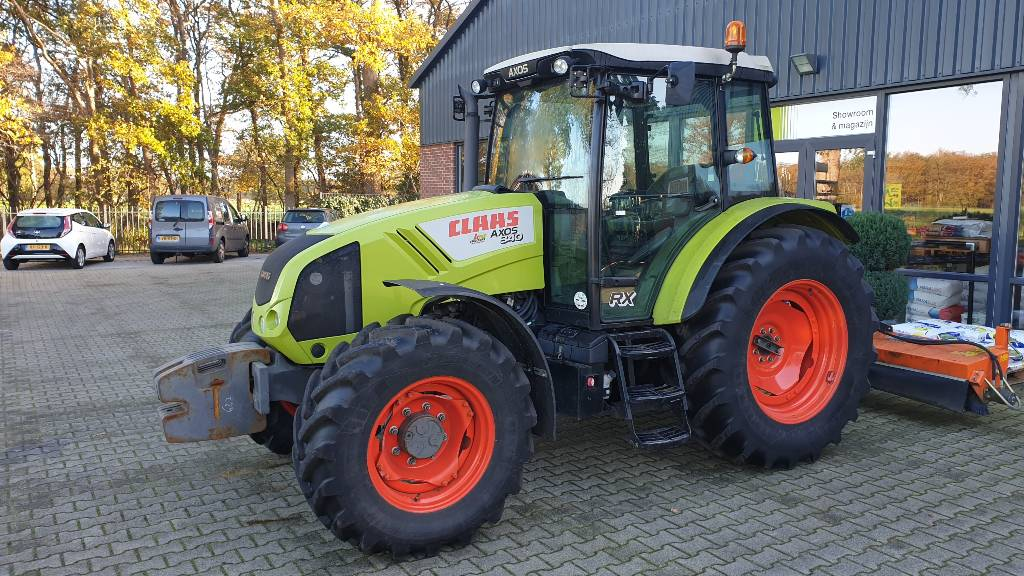 CLAAS Axos 340 CX, Tractors, Agriculture