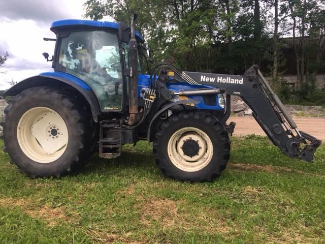 New Holland T6070, Traktorid, Põllumajandus