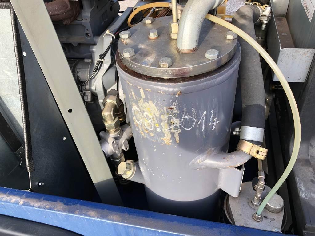 Compair C50, Kompressoren, Baumaschinen