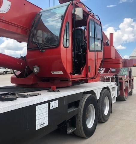 Terex T 775, All Terrain Cranes and Hydraulic Truck Cranes, Construction Equipment