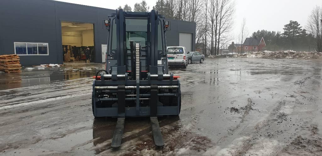 Heli CPCD70-CU7G - 7 tonns diesel - 4,0 m LH, Diesel Trucker, Truck