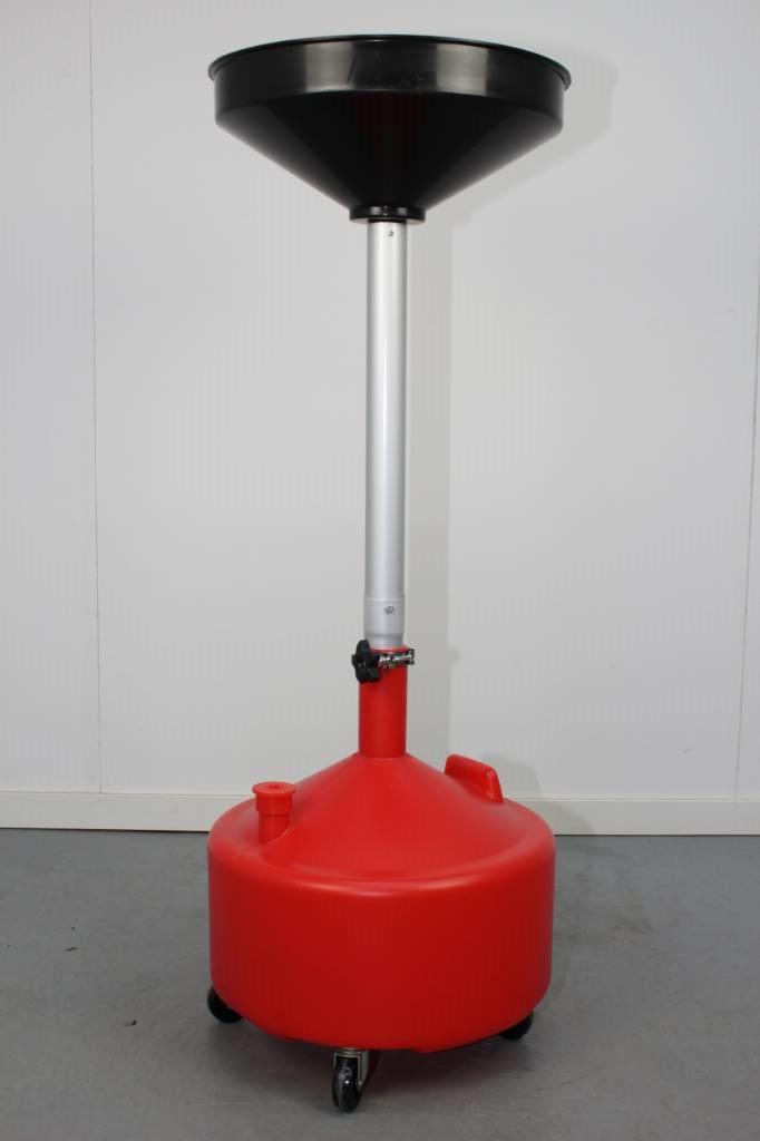 [Other] Öljynkeräyskärry 30 litraa, UUSI (Q04), Muut, Maarakennus