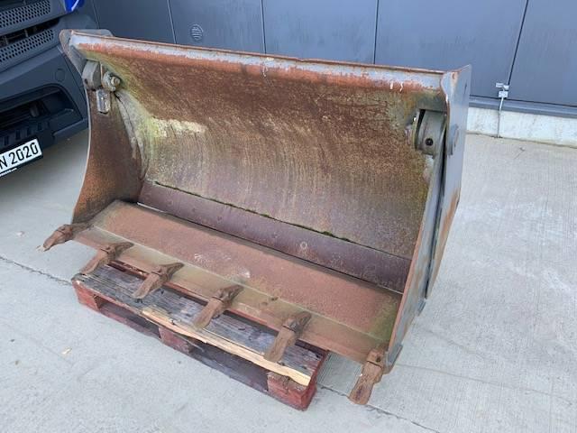 Volvo Klappschaufel für L 20 F, Buckets, Construction Equipment