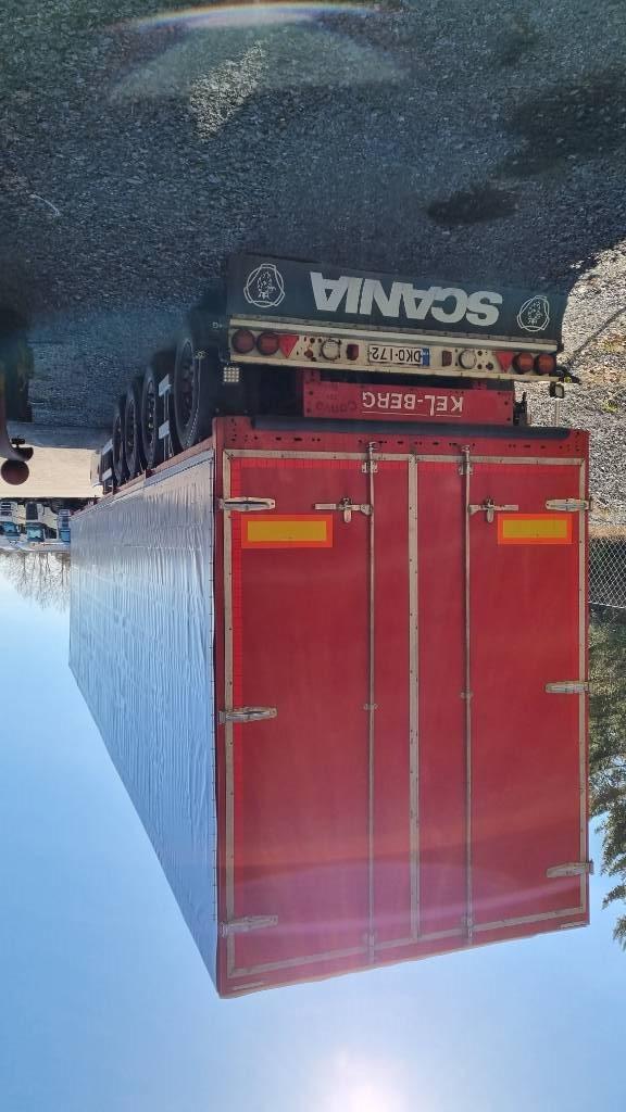 [Other] Kell-Berg PPV4, Pressukapellipuoliperävaunut, Kuljetuskalusto