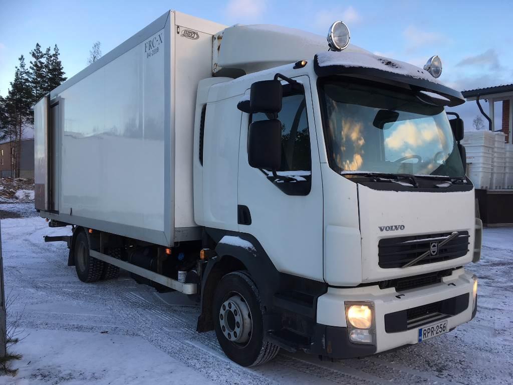 Volvo FL D 7 F, Kylmä-/Lämpökori kuorma-autot, Kuljetuskalusto