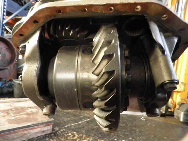 MAN Durchtrieb TGA Typ: HPD 1382 06 1 - LKW-Achsen - LKW ...