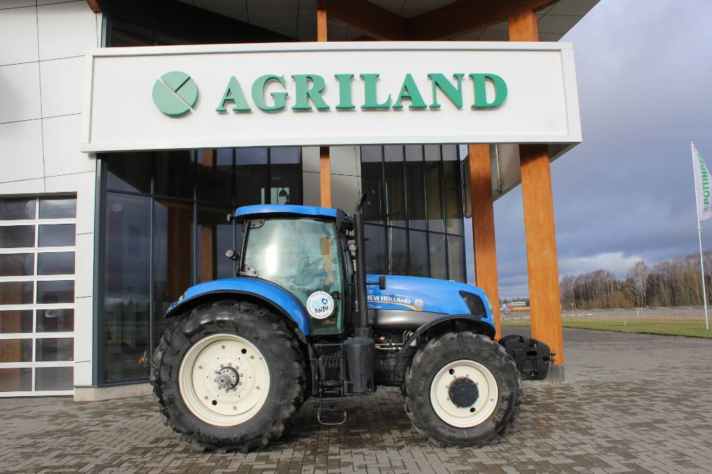 New Holland T 7.260, Traktorid, Põllumajandus