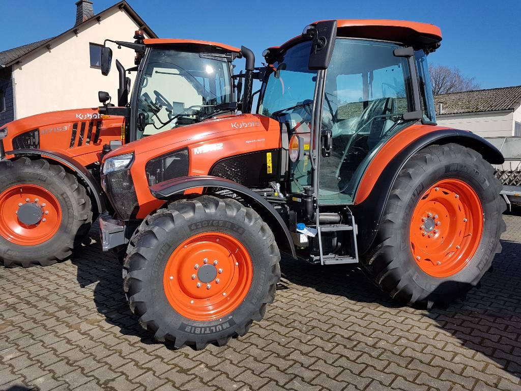 Kubota M5112, Tracteur, Agricole