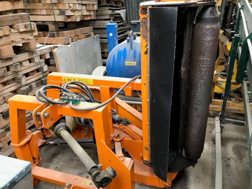 Votex Jumbo 120, Klepelmaaiers, All Used Machines