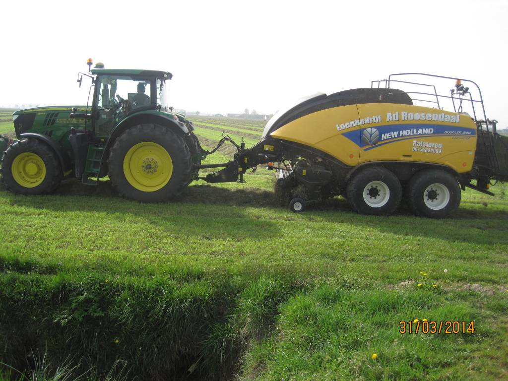 New Holland BB1290, Vierkante balenpers, All Used Machines