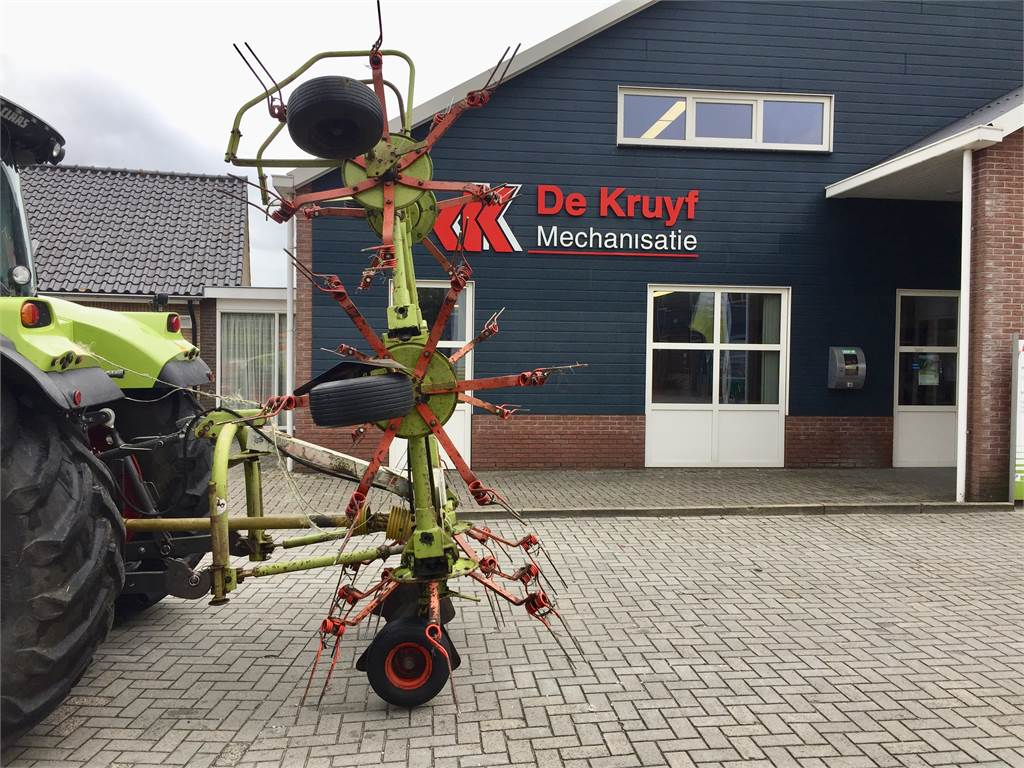 CLAAS volto 640 SL, Rakes and tedders, Agriculture