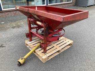 Lely kunstmest strooier, Mineral spreaders, Agriculture