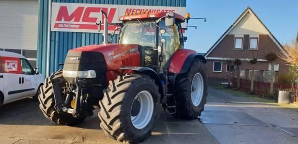 Case IH Puma 215 CVX, Tractoren, Landbouw