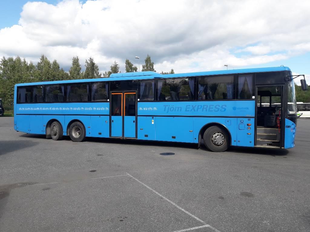 Scania K-340 Horisont, Intercity busser, Transport