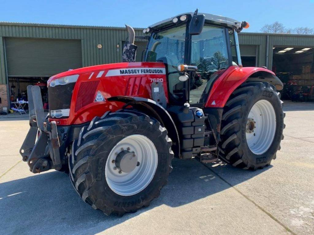 Massey Ferguson 7620 Dyna 6, Tractors, Agriculture