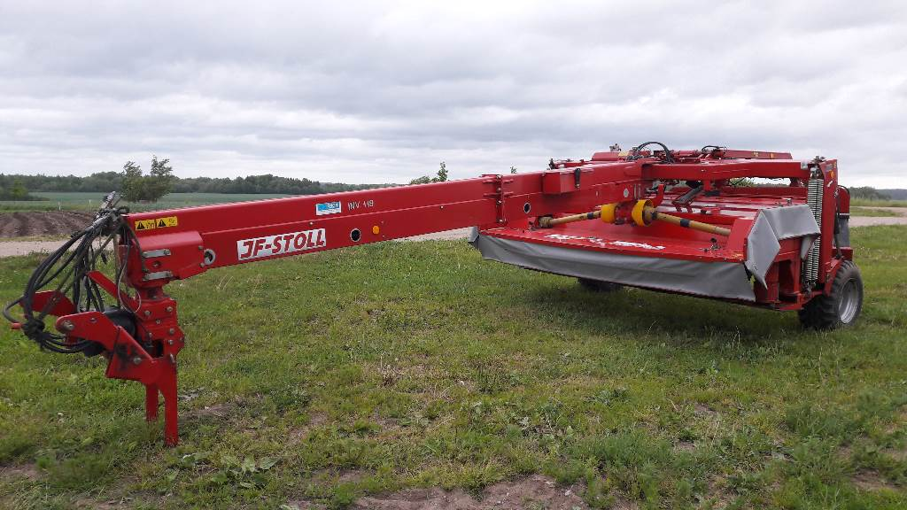JF GMT 3605 Flex, Pasture mowers and toppers, Agriculture