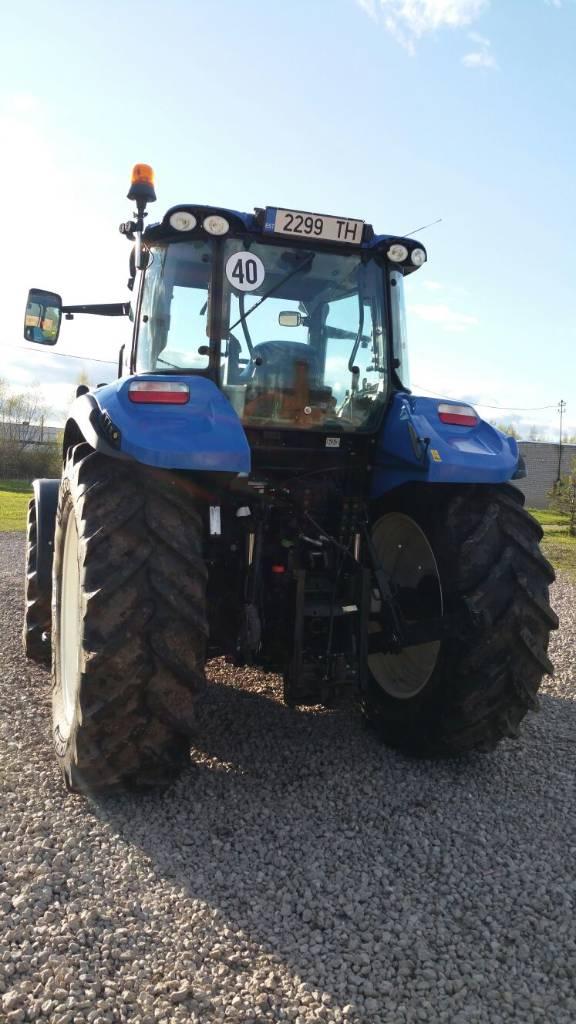 New Holland T5.115 EC, Traktorid, Põllumajandus