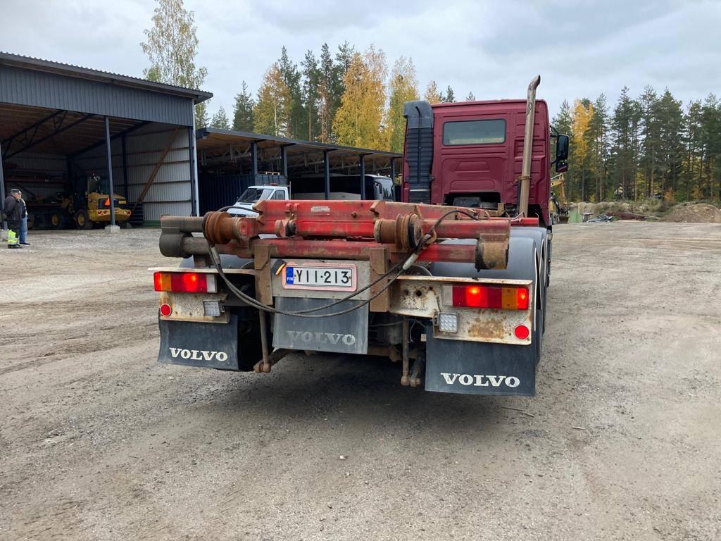Volvo FH 12 460 8x4 Tridem / Tulossa, Vaihtolava-autot, Kuljetuskalusto