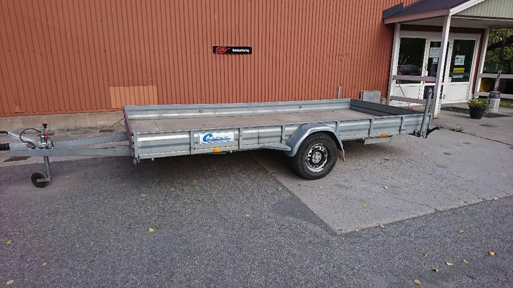 [Other] CO-SLÄPET 1800 COMBI, Personbilssläp, Transportfordon
