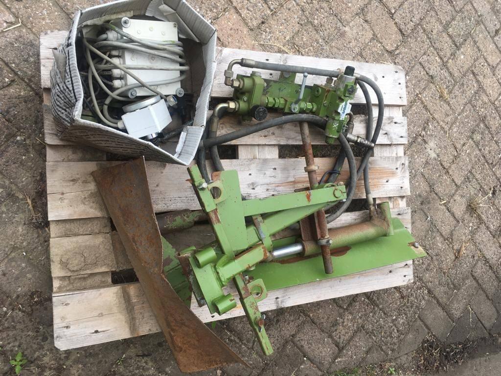 Baselier besturingsset, Aardappel materieel - Overigen, All Used Machines