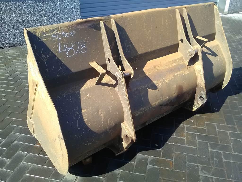 Schaeff 2,07 mtr - Bucket/Schaufel/Dichte bak