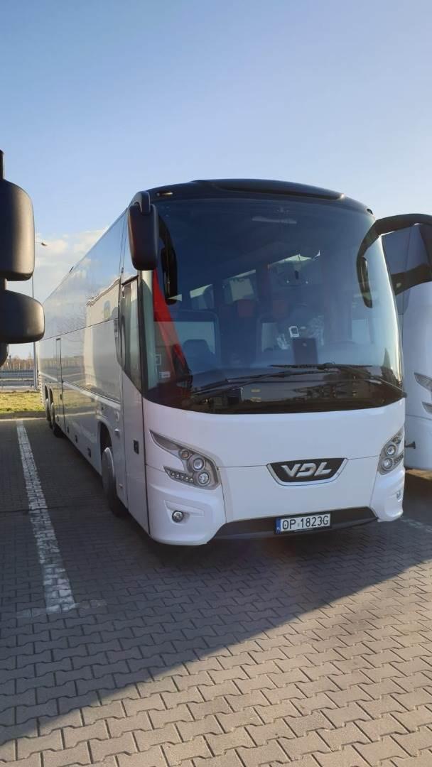 VDL Futura FHD2-148/440, Coaches, Transportation