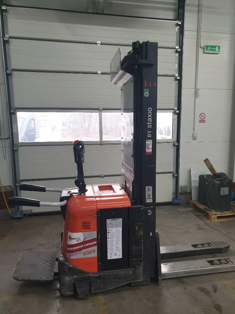 BT SPE160L, Wózki elektryczne, Magazynowanie