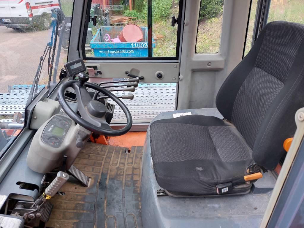 Heli CPCD 50, Dieseltrukit, Materiaalinkäsittely