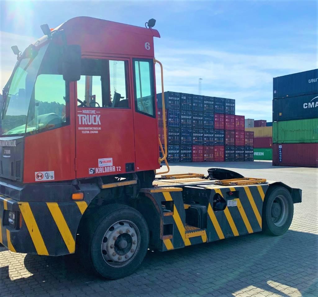 Kalmar T2, Terminal tractors, Material Handling