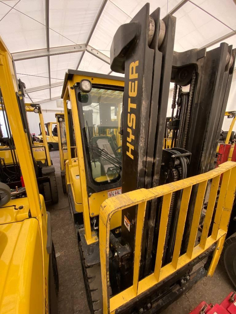 Hyster H 2.0 XT, LPG counterbalance Forklifts, Material Handling