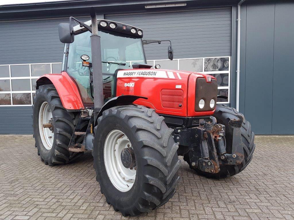 Massey Ferguson 6490, Tractoren, Landbouw