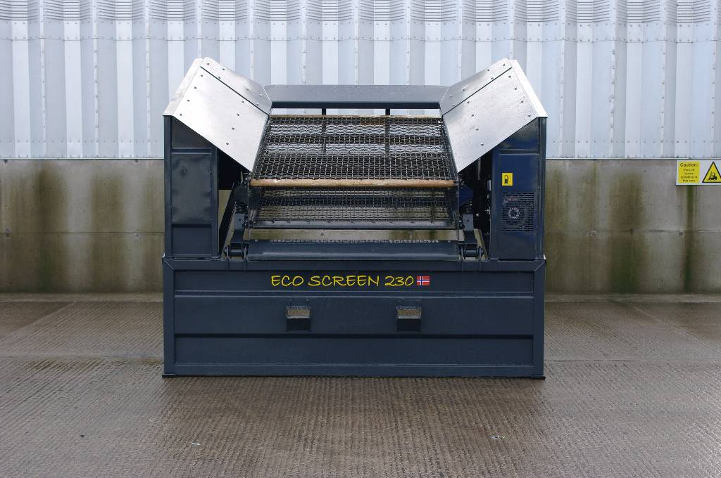 [Other] ECOSCREEN 230, Screeners, Construction