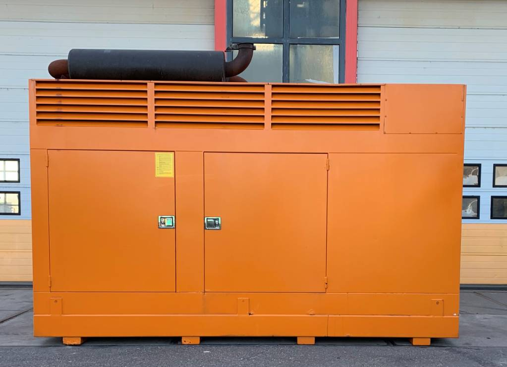 Volvo Generator TAD 1032 GE  -  300 Kva Leroy Somer, Diesel generatoren, Bouw